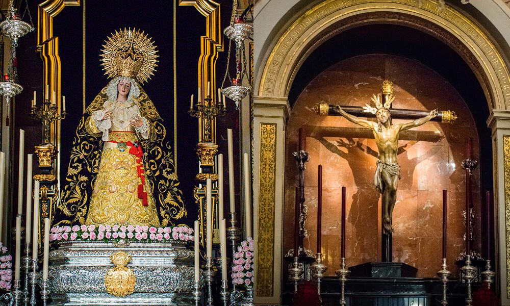 Capillas devocionales San Pedro Apóstol (Málaga)
