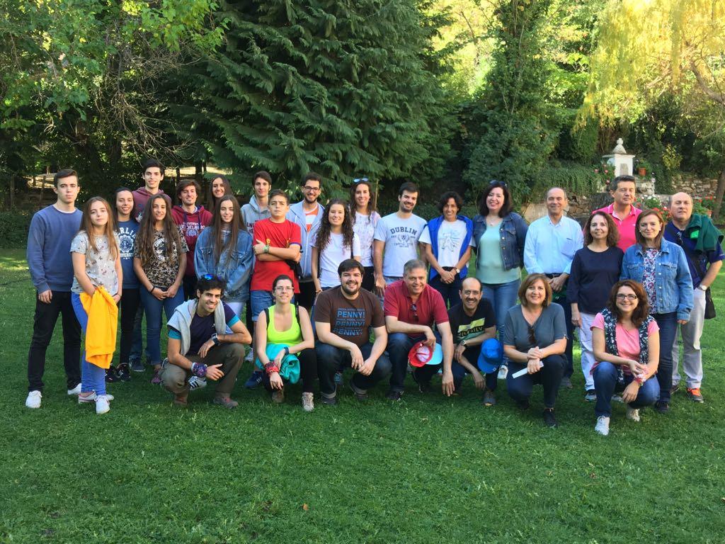 Convivencia parroquial de inicio de curso – Familia y naturaleza