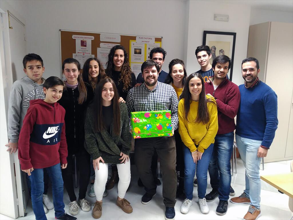 Convivencia Inicio curso San Pedro Apóstol (Málaga)